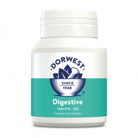 Dorwest digestive tabs for cats & dogs - PETTER