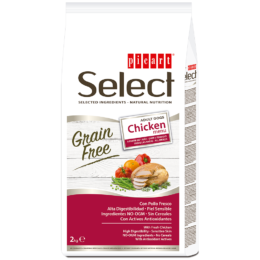Picart select grain free chicken - PETTER