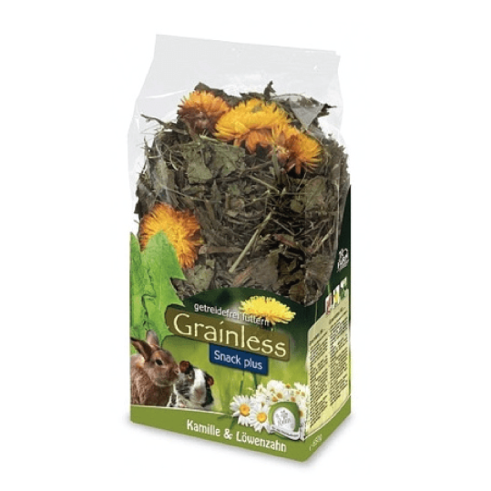Jrfarm Grainless Camomile and Dandelion 100gr - PETTER