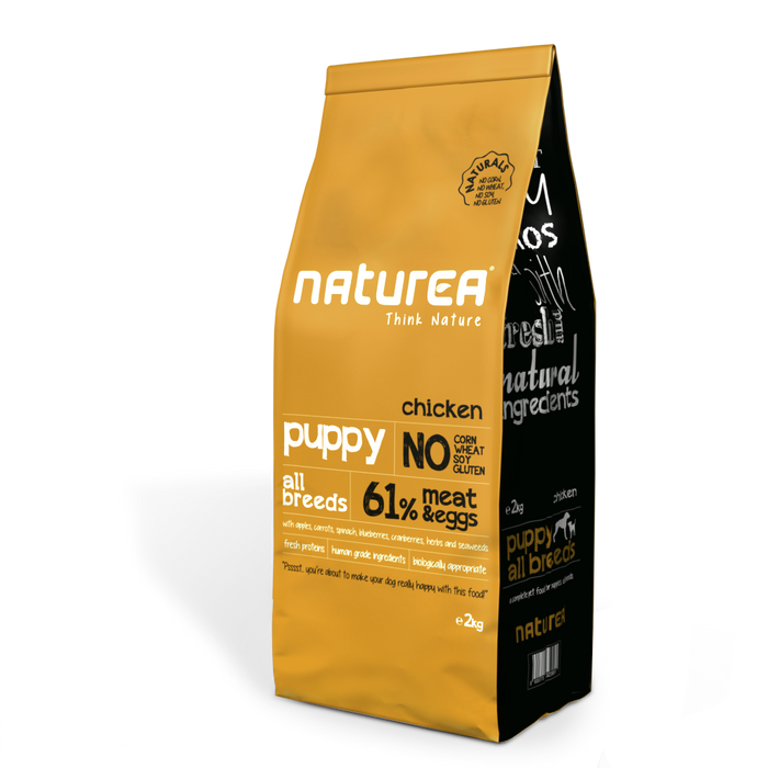 Naturea Naturals Puppy chicken - PETTER