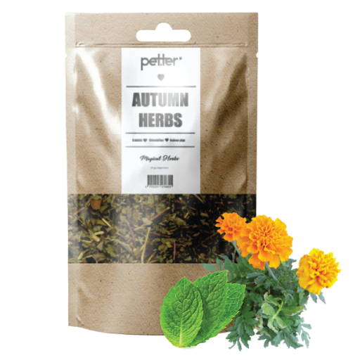 Autumn Herbs by PETTER