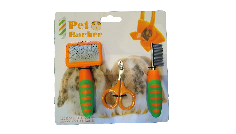 Pet Barber kit roedores - PETTER