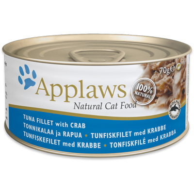 Applaws Tuna with Crab 70gr - PETTER