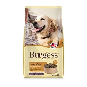 Burgess Sensitive Turkey & Rice hipoalergénico - PETTER