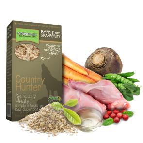 Rabbit with Cranberry Superfood Crunch 700gr x 8 - PETTER