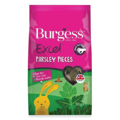 Burgess excel parsley pieces 80gr - PETTER