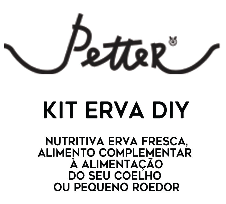 Kit Erva by PETTER - PETTER