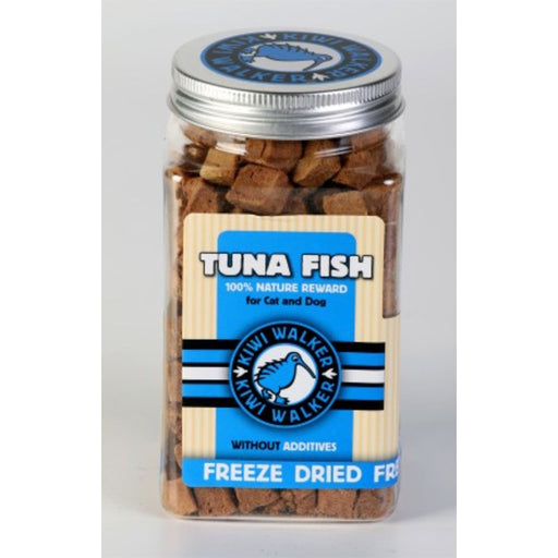 Kiwi walker freeze dried fish - PETTER