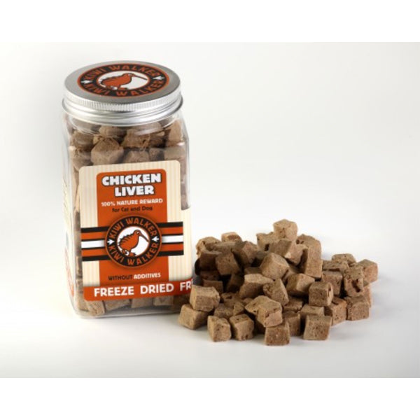 Kiwi walker freeze dried meat - PETTER