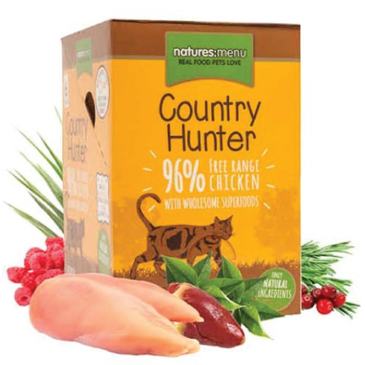 Country Hunter Free Range Chicken cat 85gr - PETTER