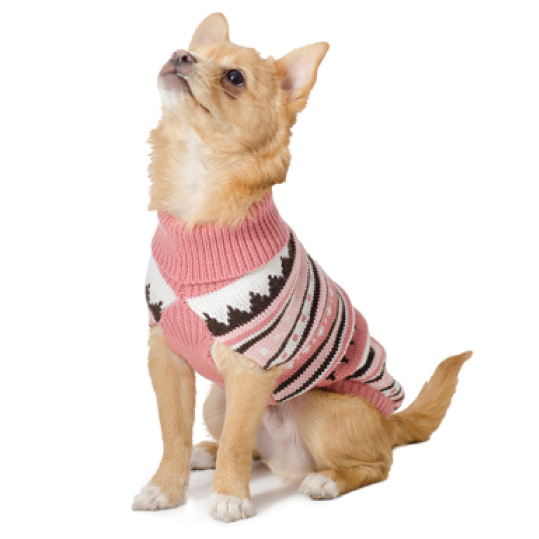 Alpine Sweater Pink XS - PETTER