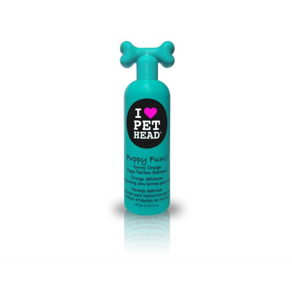 PET HEAD Puppy Fun Shampoo 475 ml - PETTER