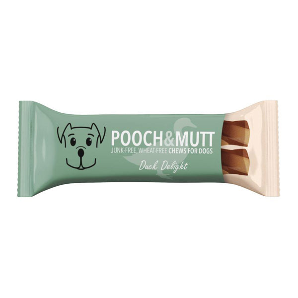 Pooch and Mutt Junk-Free Chews - PETTER