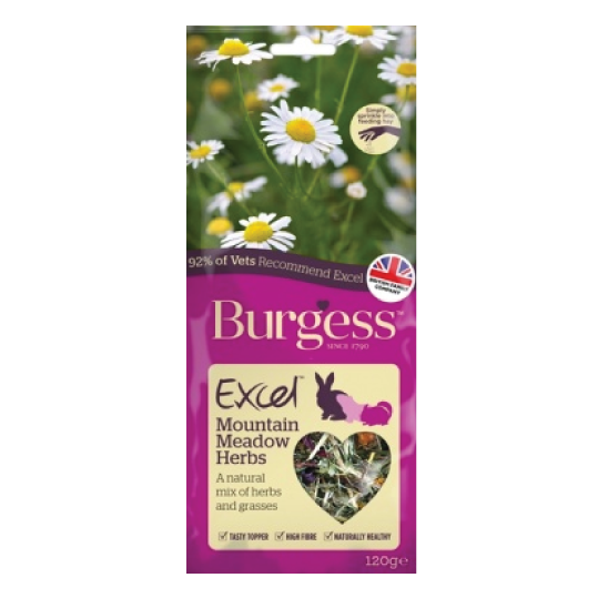 Burgess excel mountain meadow herbs - PETTER