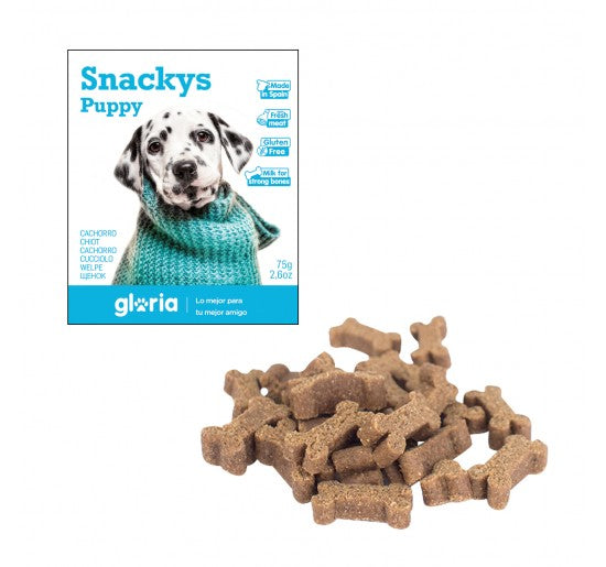 Puppy snack grain free  by gloria 75gr - PETTER
