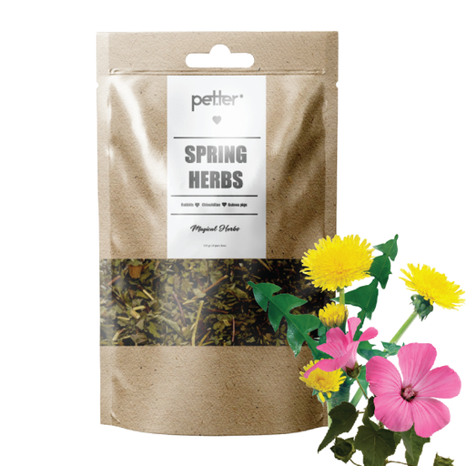 Spring Herbs by PETTER