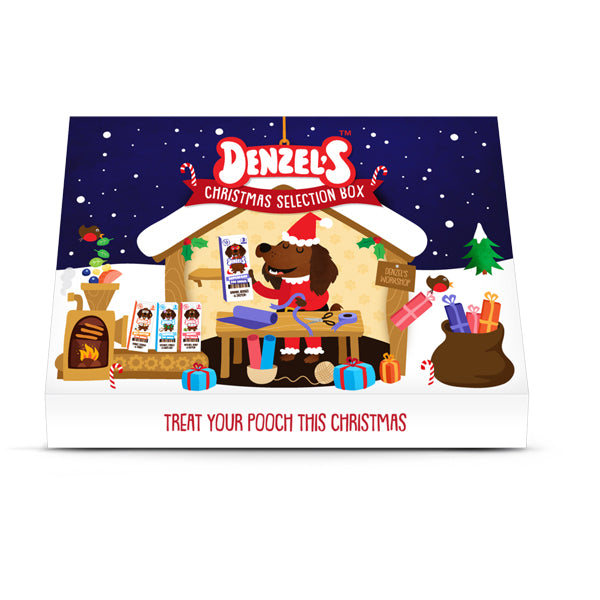 Denzel's Christmas selection box - PETTER
