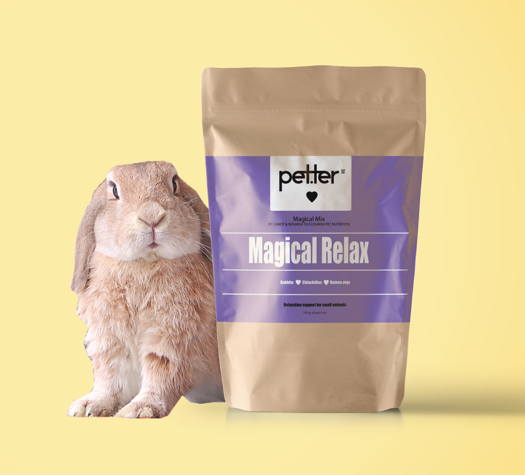 Mix Relax bunny, relax! by PETTER