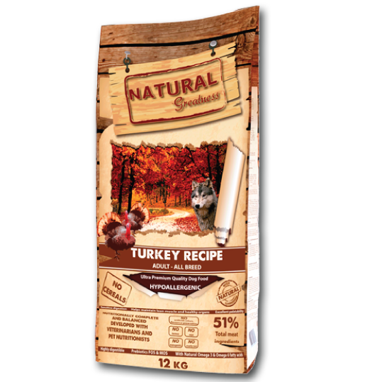 Natural Greatness Turkey recipe - PETTER