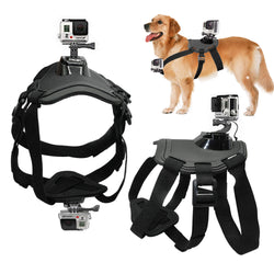 GoPro Hero Mount Dog Harness