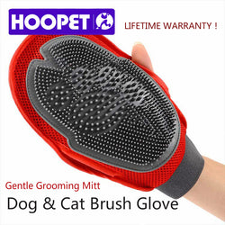 HOOPET Dog Grooming Mitt/Brush