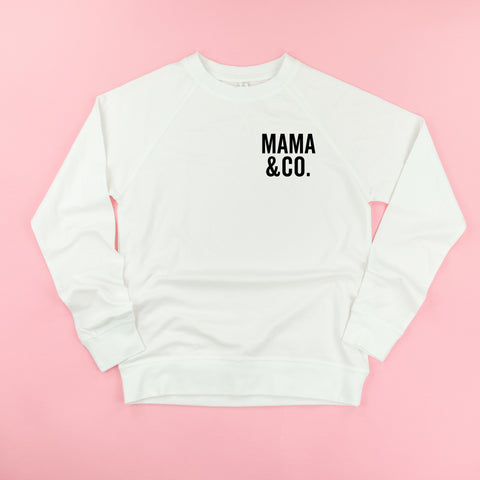 Mama & Co. - Basics Collection - Lightweight Pullover Sweater