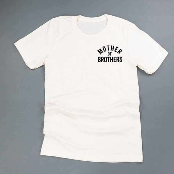 Mother of Brothers - Basics Collection - Unisex Tee