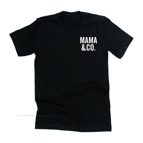 Mama & Co. - Basics Collection - Unisex Tee
