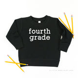 Fourth Grade - Child Sweater
