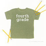 Fourth Grade - Child Shirt