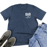 Dad of Angel(s) - Unisex Tee