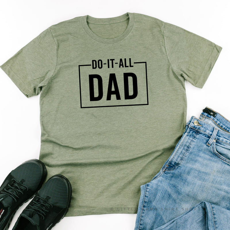 Do It All Dad - Unisex Tee