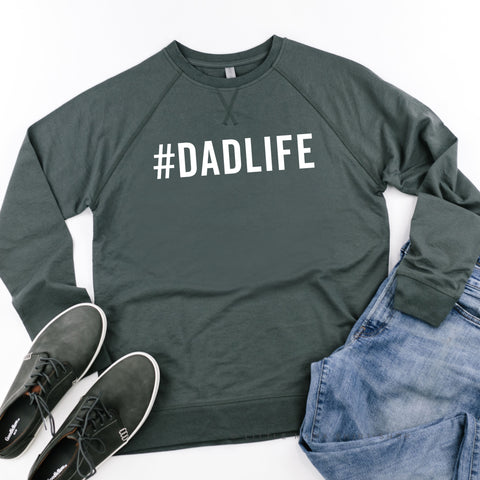 #DADLIFE - Lightweight Pullover Sweater
