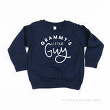 Grammy's Little Guy - Child Sweater