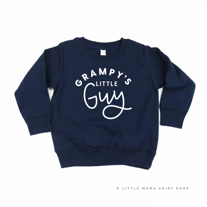 Grampy's Little Guy - Child Sweater
