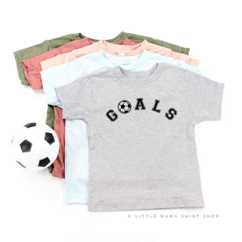 Goals - Child Shirt