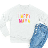 HAPPY MAMA - Lightweight Pullover Sweater