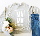 Mama Hustle - Lightweight Pullover Sweater