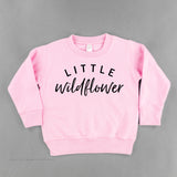Little Wildflower - Child Sweater