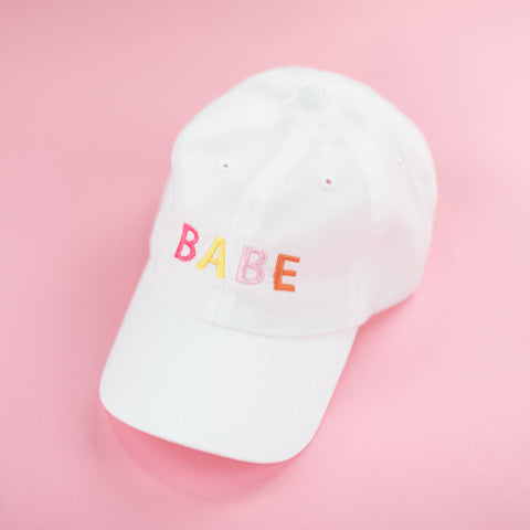 B A B E - CHILD SIZE - Baseball Cap