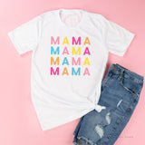 MAMA / BABE | Set of 2 White Shirts