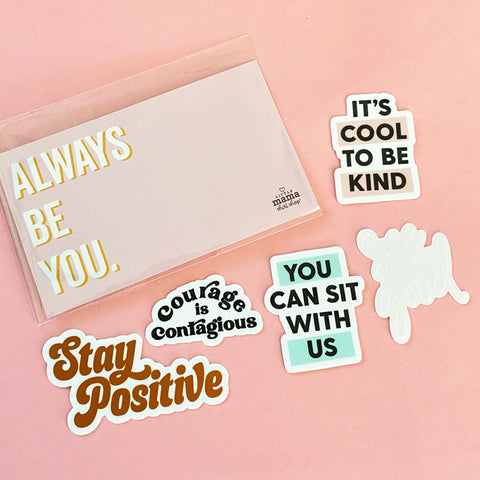 Positive Pack - LMSS® Sticker Pack