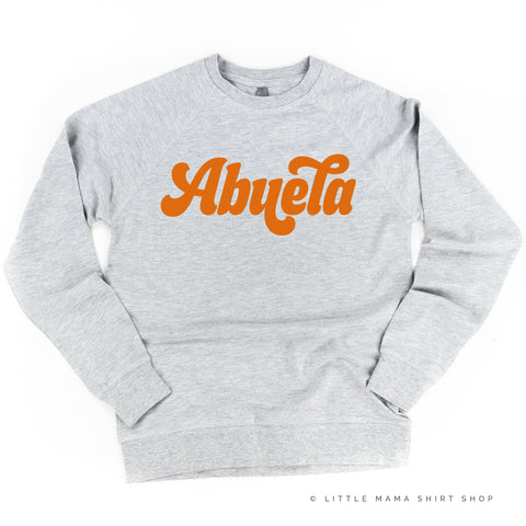 Abuela (Retro) - Lightweight Pullover Sweater