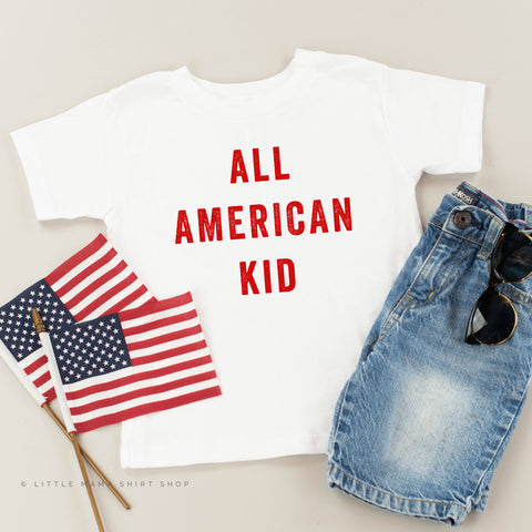 All American Kid - Child Shirt