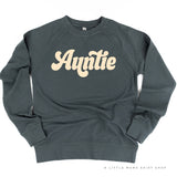 Auntie (Retro) - Lightweight Pullover Sweater