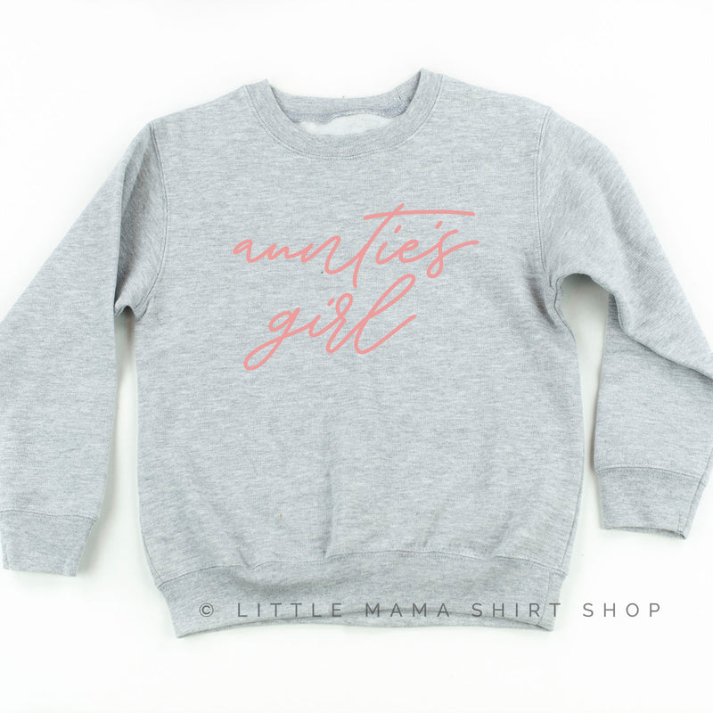 Auntie's Girl - Child Sweater