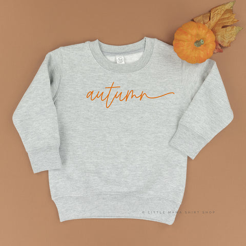 Autumn - Child Sweater