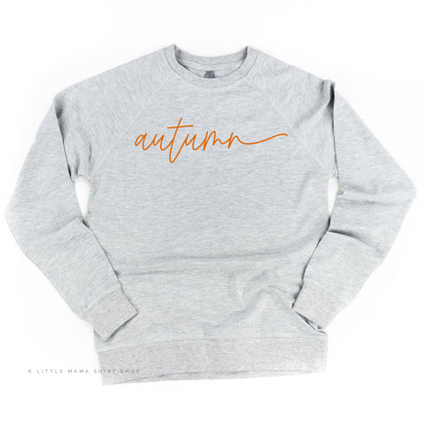 Autumn - Lightweight Pullover Sweater