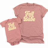 Fall Babe - Set of 2 Shirts
