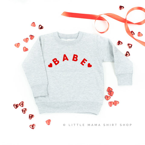 ❤ Babe ❤ - Child Sweater